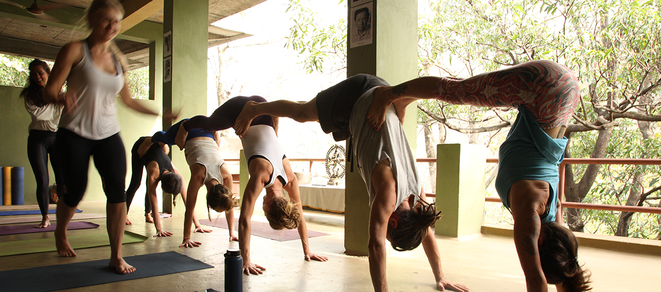 yoga training centre